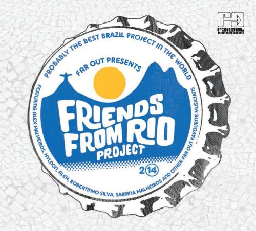 Friends From Rio Project 2014