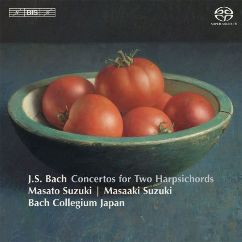 Bach: Concertos for Two Harpsichords