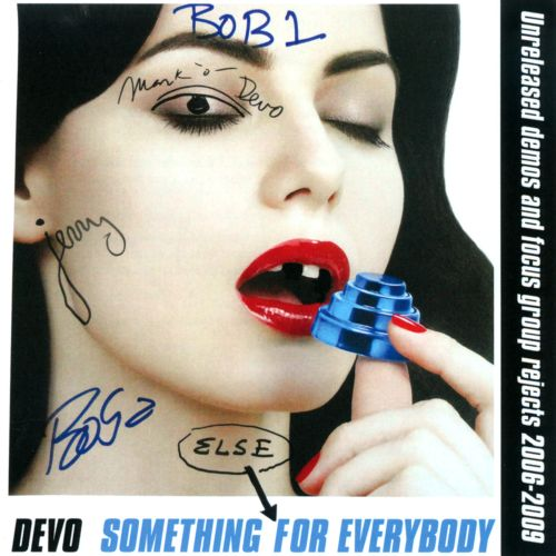 Something Else for Everybody: Unreleased Demos and Focus Group Rejects 2006-2009