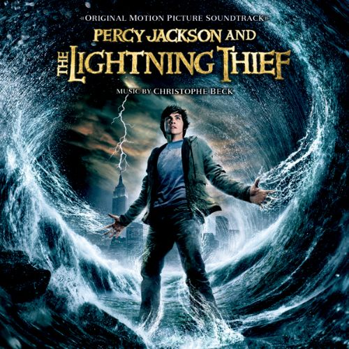 percy jackson and the lightning thief original motion picture soundtrack christophe beck. Black Bedroom Furniture Sets. Home Design Ideas