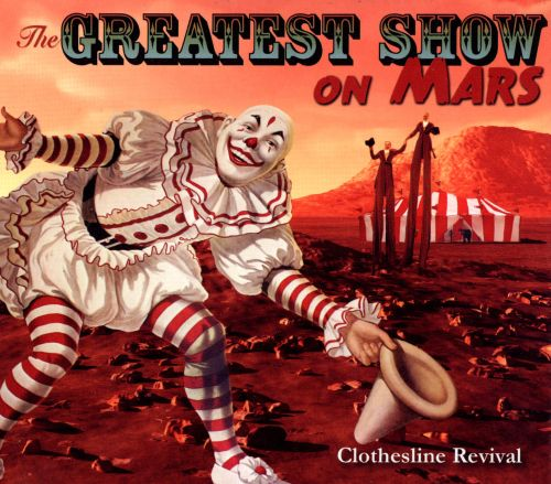The Greatest Show On Mars