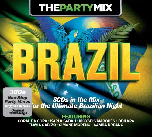 The Party Mix: Brazil
