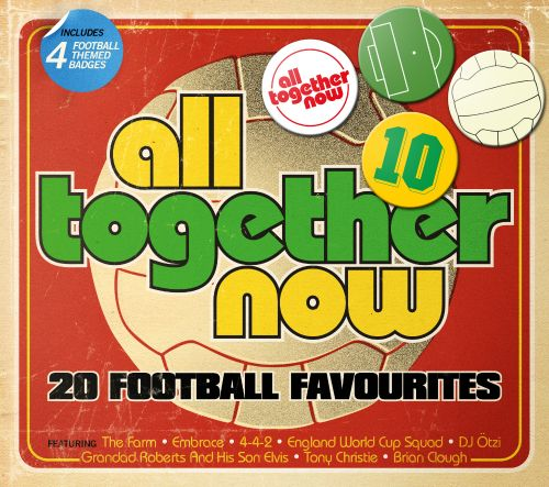 All Together Now: 20 Football Favourites