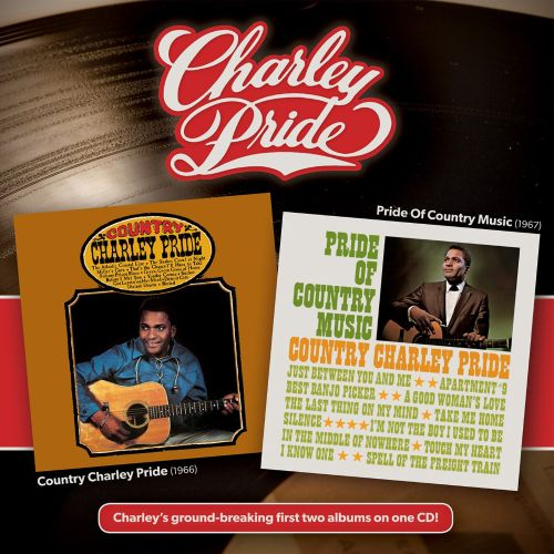 Country Charley Pride/Pride of Country Music
