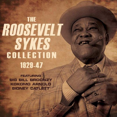 The Roosevelt Sykes Collection 1929-47