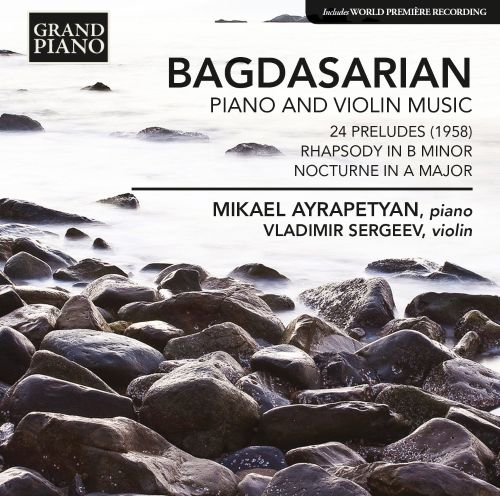 Bagdasarian: Piano and Violin Music