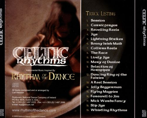 Celtic Rhythms: Favourite Ballads And Tunes From Ireland