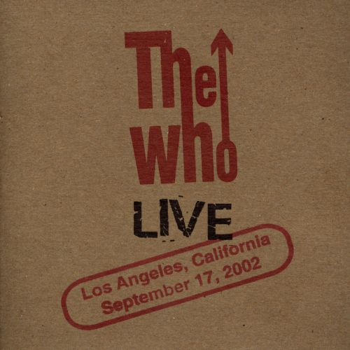 Live: Los Angeles CA 9/17/02