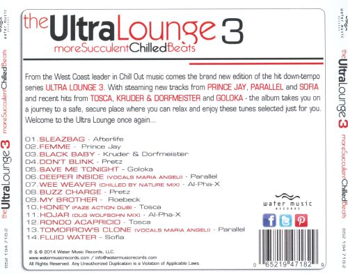 The Ultra Lounge, Vol. 3