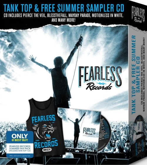 Fearless Records Summer Fan Pack
