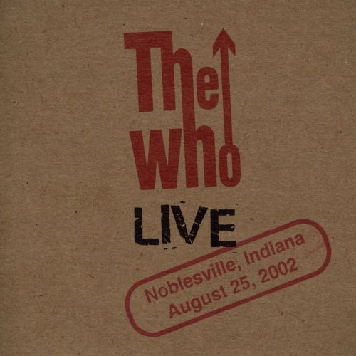 Live: Noblesville IN 8/25/02