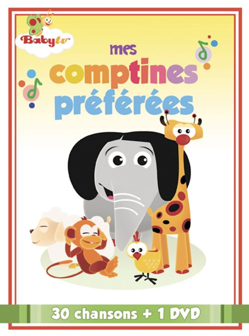 Baby TV: Mes Comptines Preferees