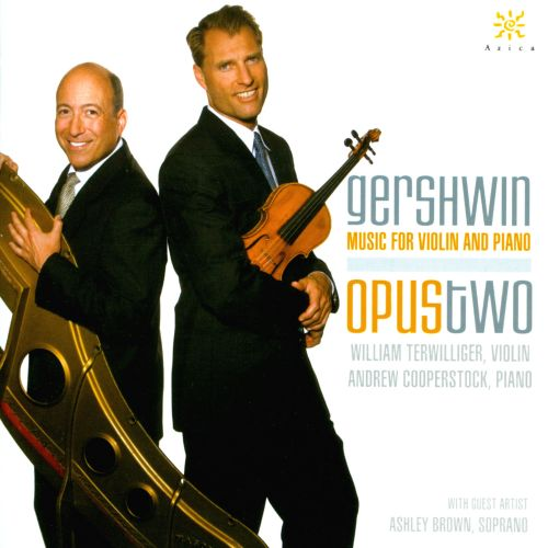 Gershwin: Music for Violin and Piano
