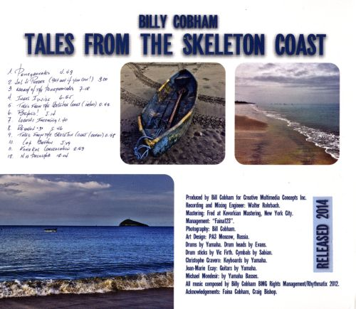 Tales From The Skeleton Coast