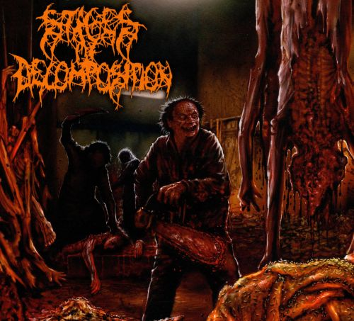 Piles Of Rotting Flesh