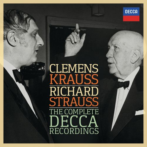 Clemens Krauss Conducts Richard Strauss: The Complete Decca Recordings