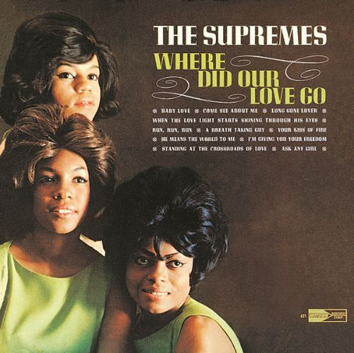 Where Did Our Love Go The Supremes Songs Reviews