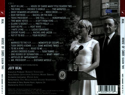 House of Cards: Season 2 [Music from the Original Series]