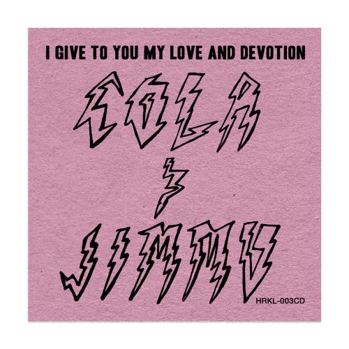 I Give to You My Love and Devotion