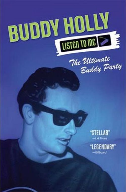 Listen to Me: The Ultimate Buddy Party