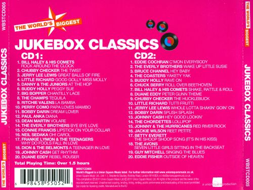 The World's Biggest Jukebox Classics