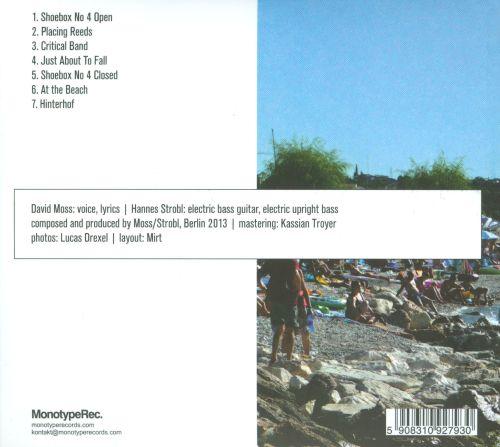 At the Beach: Music For Voice and Electric Bass