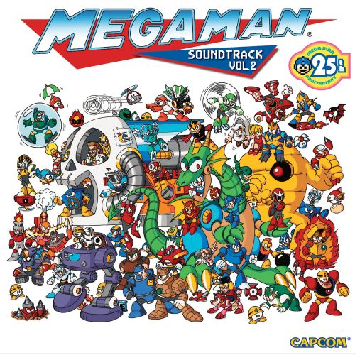 Mega Man Soundtrack, Vol. 2