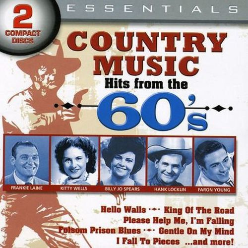 Country Music Hits From the '60s