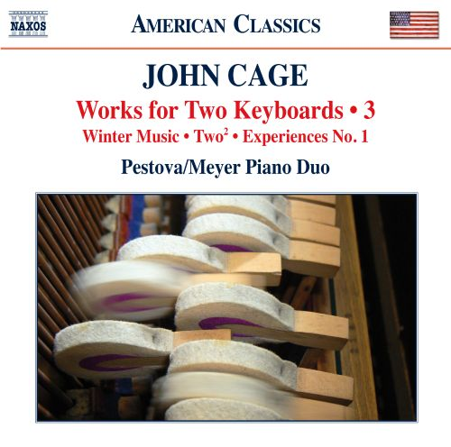 John Cage: Works for Two Keyboards, Vol. 3