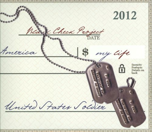 Blank Check Project