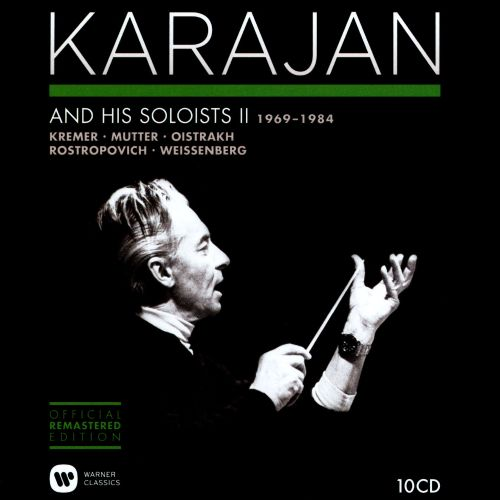 Karajan and His Soloists, Vol. 2 (1969-1984)