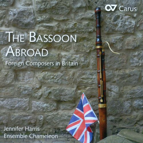 The Bassoon Abroad: Foreign Composers in Britain
