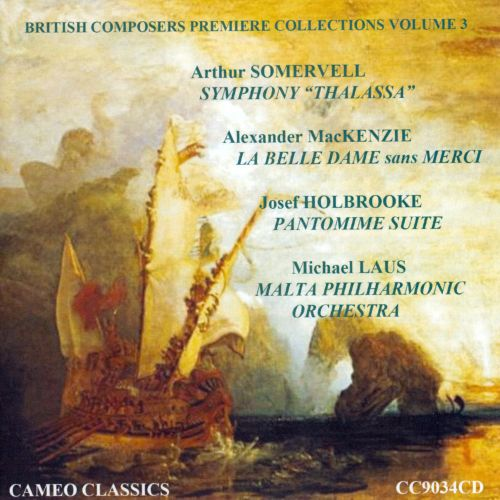 British Composers Premiere Collections, Vol. 3