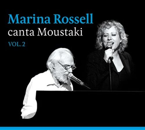 Marina Rossell Canta Moustaki, Vol. 2