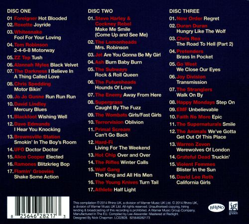 Driving Songs: The Collection