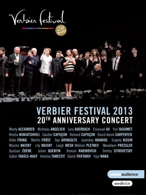 Verbier Festival 2013: 20th Anniversay Concert [Video]