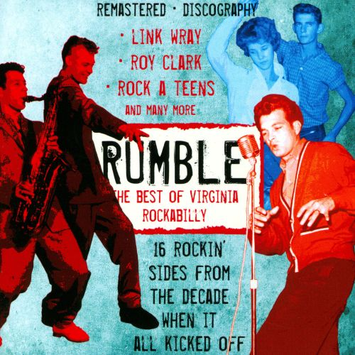 Rumble: The Best Of Virginia Rockabilly