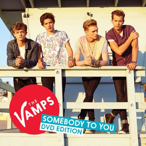 Somebody to You [DVD Single]