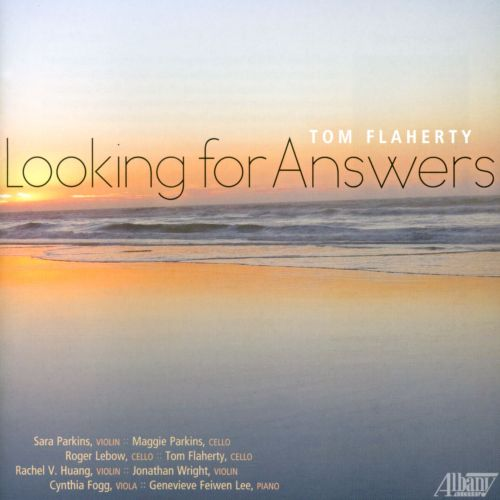 Tom Flaherty: Looking for Answers