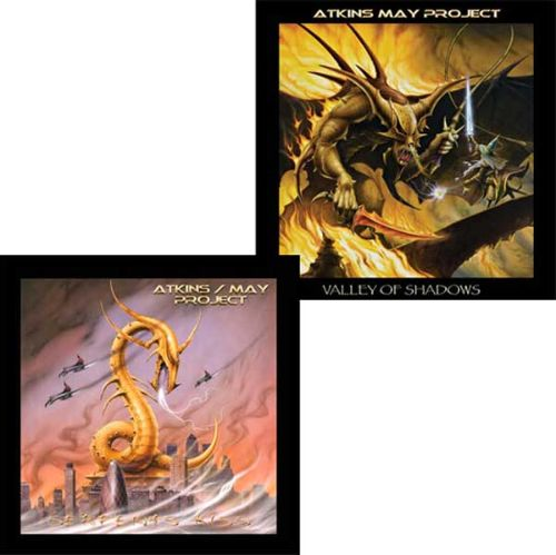 Valley of Shadows/The Serpents Kiss