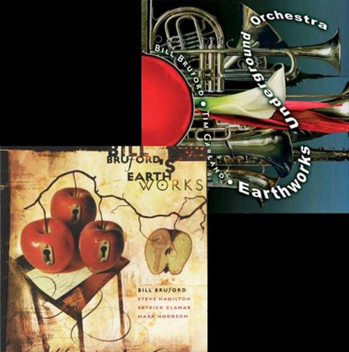 Earthworks Underground Orchestra/A Part and Yet Apart