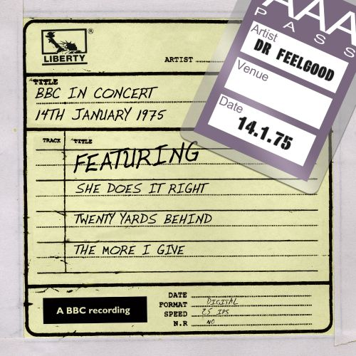 BBC in Concert (14th January 1975)