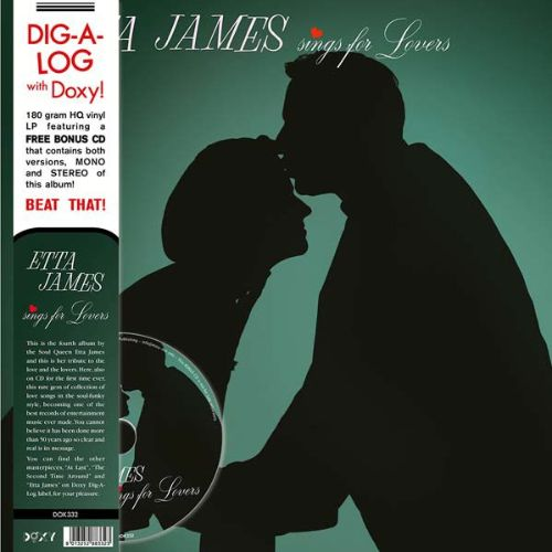 Sings for Lovers - Etta James | Songs, Reviews, Credits