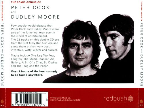 The Comic Genius of Peter Cook and Dudley Moore