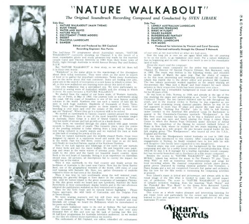 Nature Walkabout [Original Soundtrack]