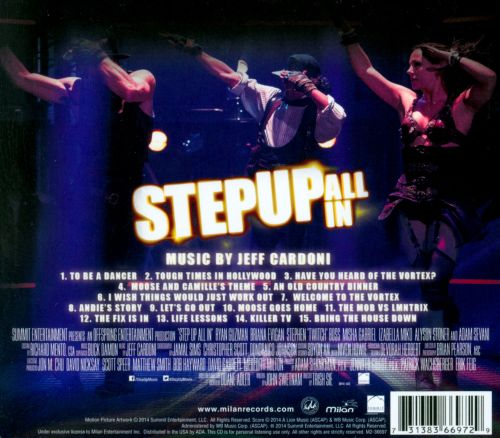 Step Up: All In [Original Score]