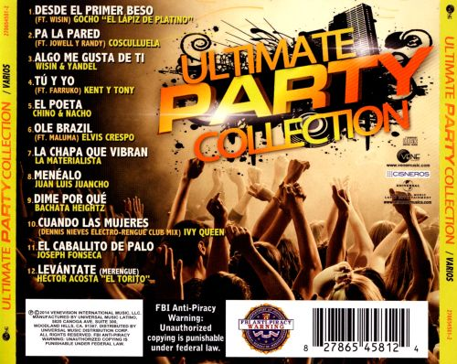 Ultimate Party Collection