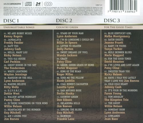 Country: Luxury Trilogy