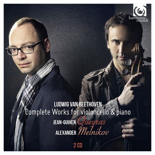 Beethoven: Complete Works for Violoncello & Piano