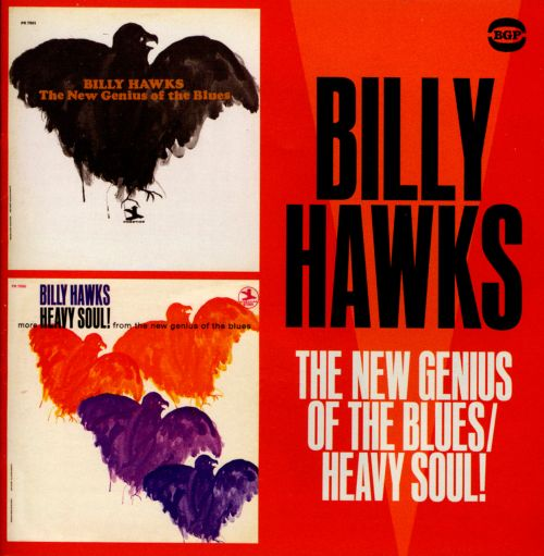 New Genius of the Blues/More Heavy Soul